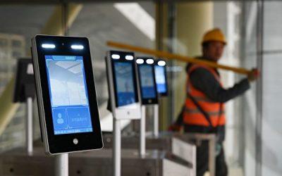國內智能機場部署人面識辨技術便民設備