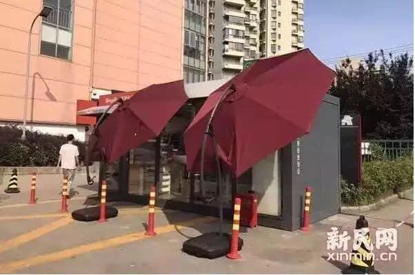 繽果盒子無人便利店早在2017年9月便因耐不住高溫而關閉